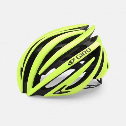 Giro Aeon Yellow Cycling Helmet