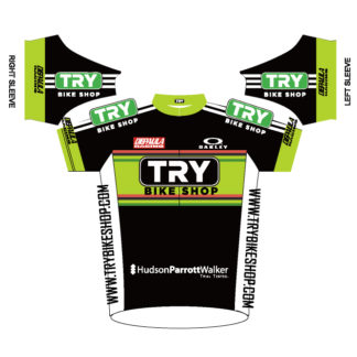 Depaula Team Racing Jersey 2016 (Front View)