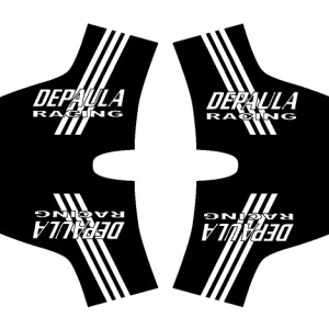 Depaula Racing Team Shoe Cover