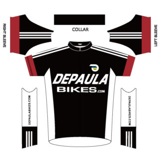 TRY Bike Shop Cycling Jersey 2016