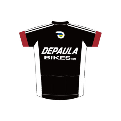 TRY Bike Shop Cycling Jersey 2016 (Back View)