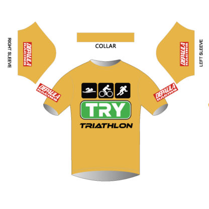 Cycling Tee Shirt (Triathlon)