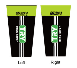 TRY Bike Shop Leg Sleeves