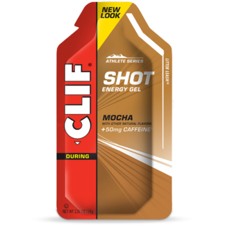 CLIF SHOT Energy Gel Mocha