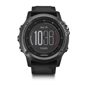 Garmin fēnix® 3 HR Multisport Training GPS Watch