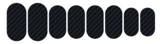 Patch Kit - Carbon Leather | Lizard Skins